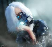 Mask by AHAKuo