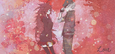 Red love by lok5
