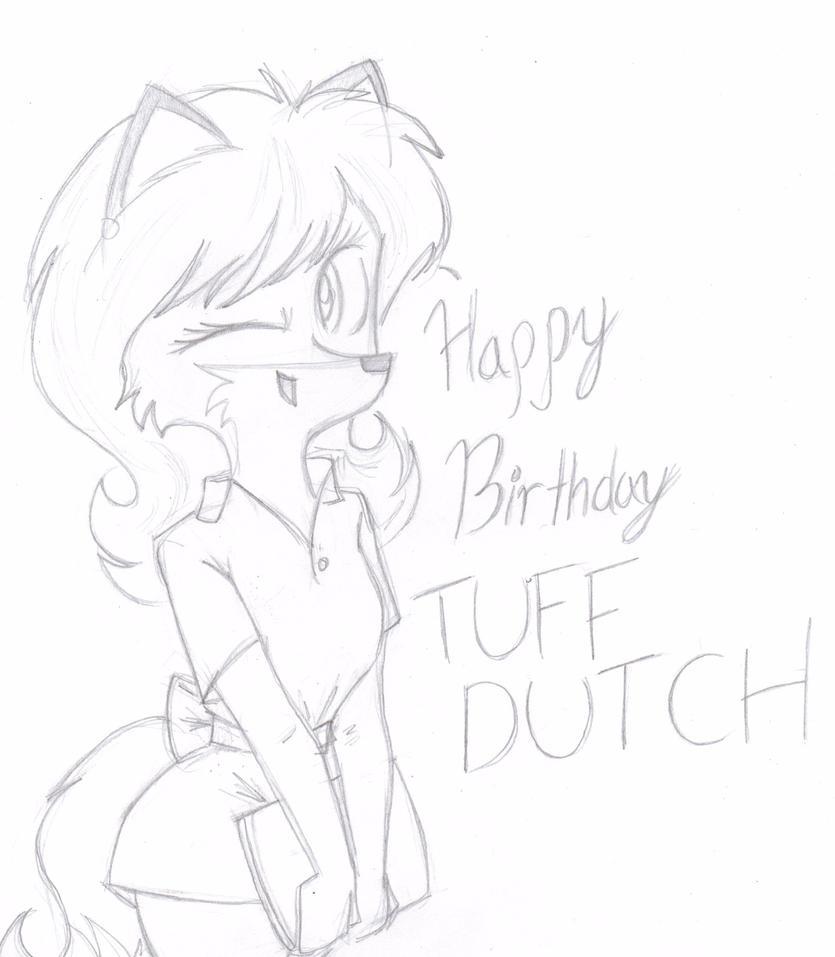 Happy Birthday TUFFDUTCH by TurboDudley