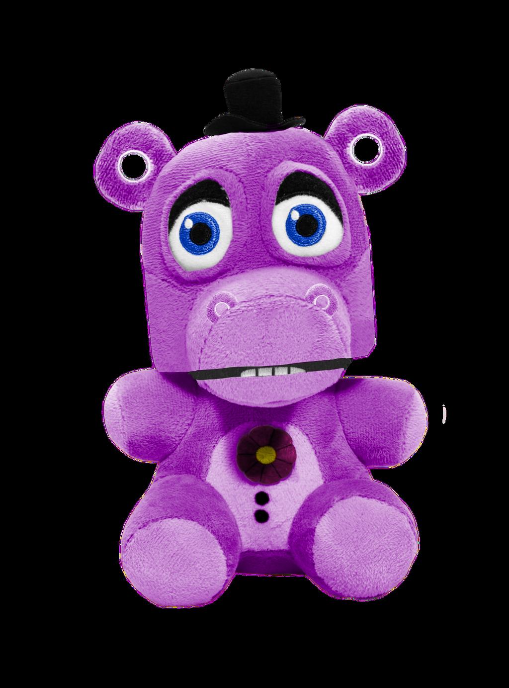 Mr  Hippo Plush Edit by KidcoolYT on DeviantArt