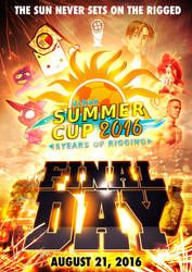 2016 4chan Summer Cup - Final Day by posterfig