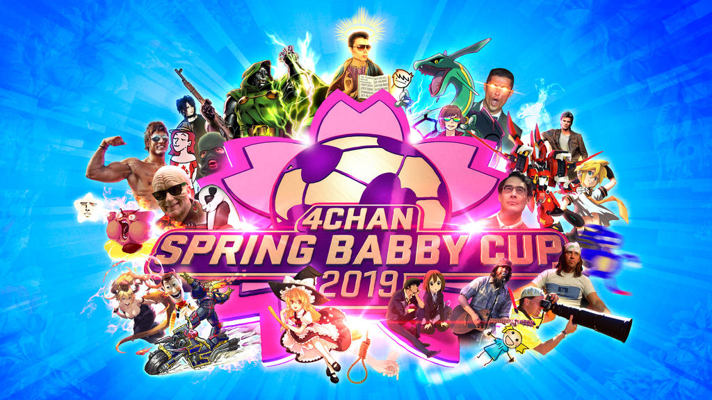 4chan Spring Babby Cup 2019 by posterfig