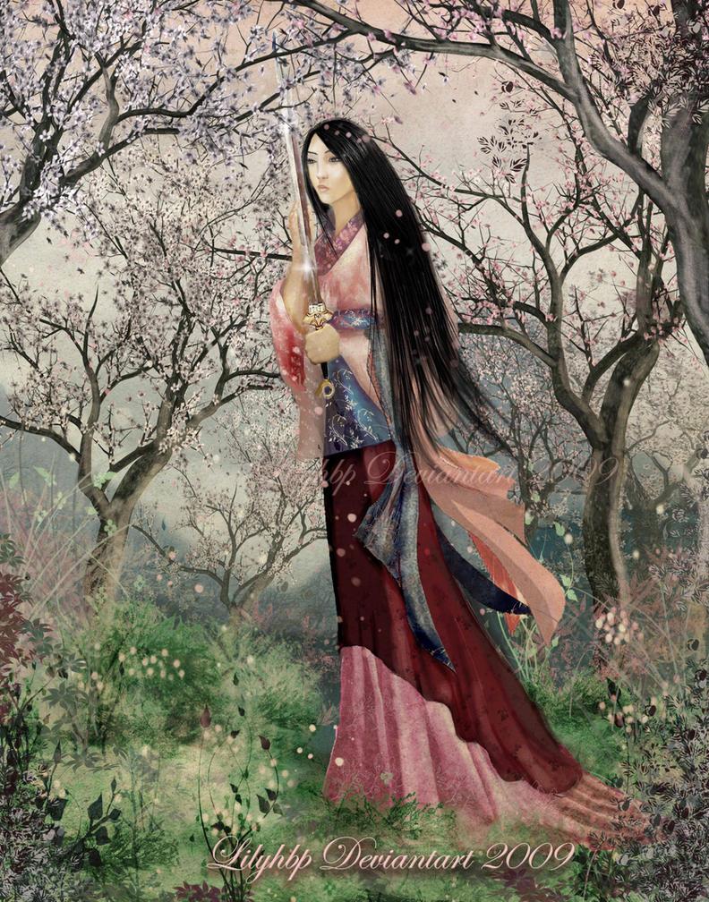 Mulan by Veronika-Art