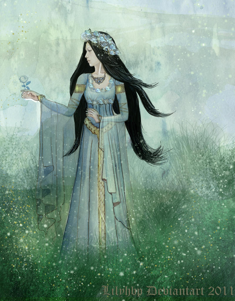 Queen of Love and Beauty by Veronika-Art