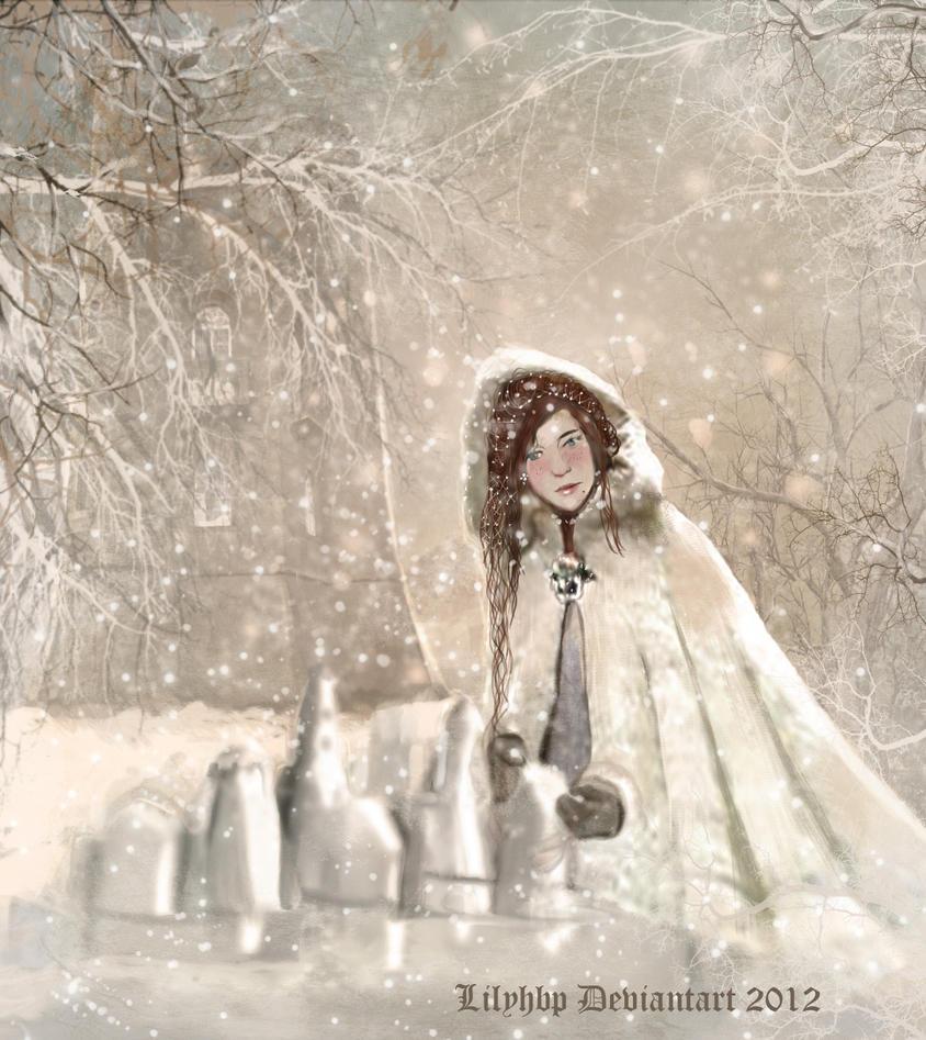 Sansas Castle by Veronica-Art