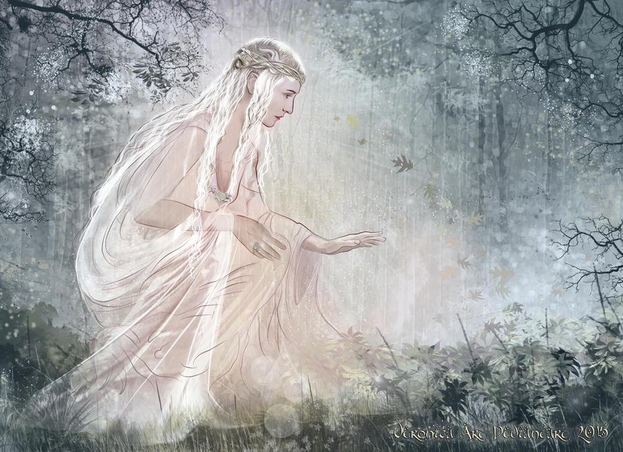Galadriel by Veronika-Art