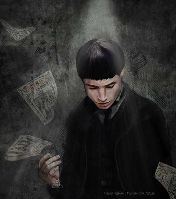Credence by Veronika-Art