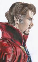 Doctor Strange by Jaenelle-20