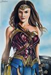 Wonder Woman by Jaenelle-20