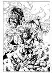 Samson issue 1 cover