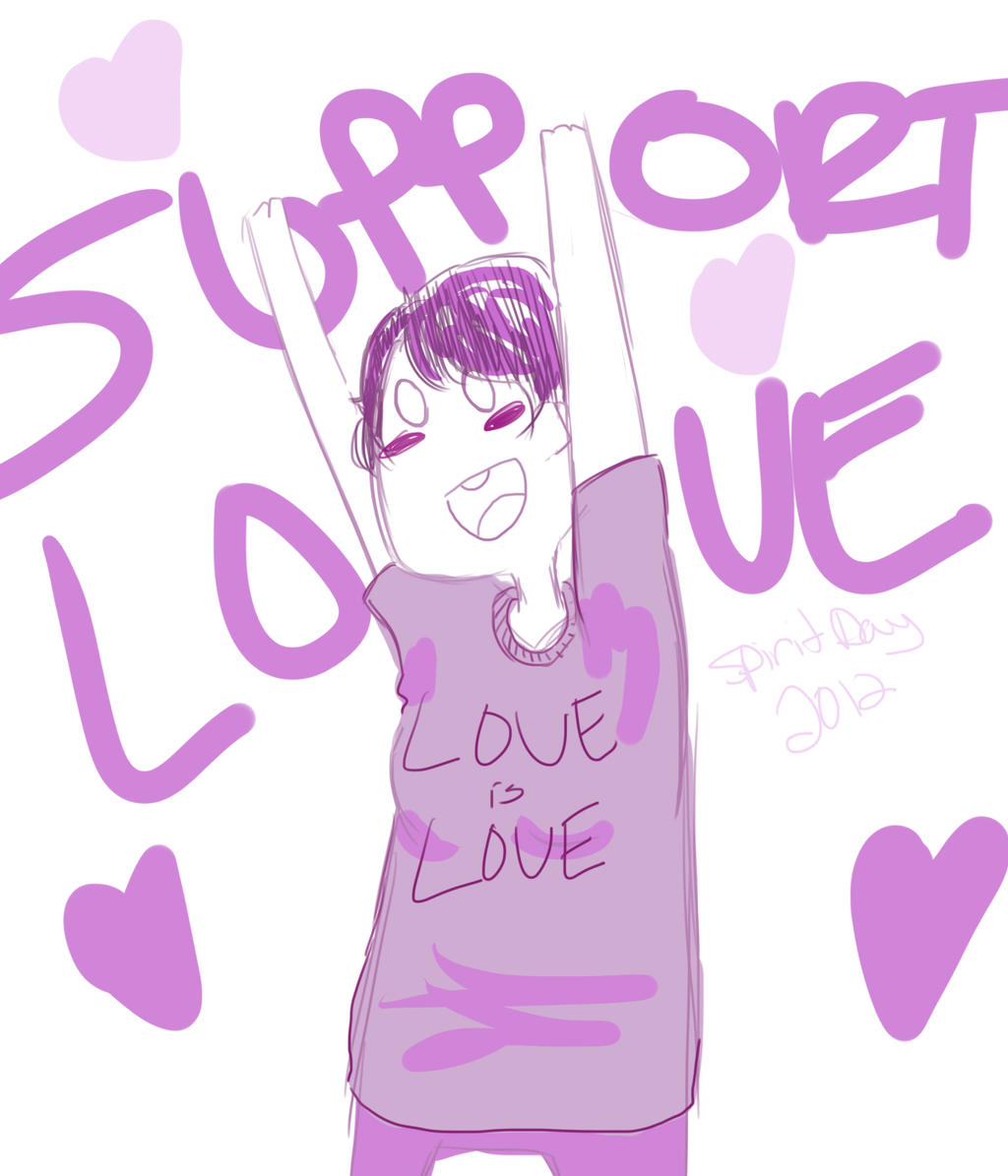 Support Love! by AiArisu-chan