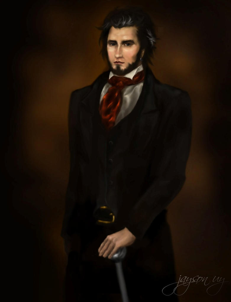 The Count of Monte Cristo by huangguanyong on DeviantArt