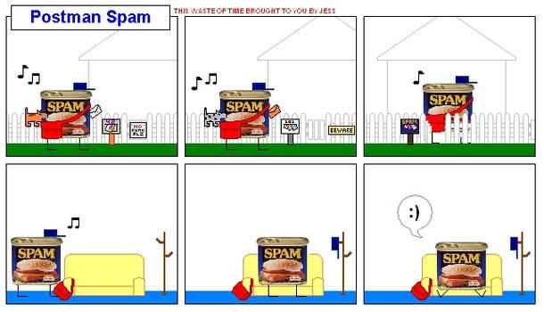 Postman Spam