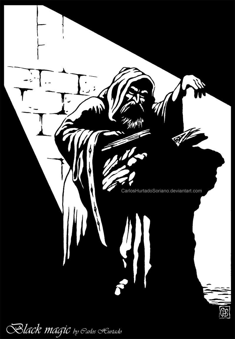 BLACK MAGIC by CarlosHurtadoSoriano