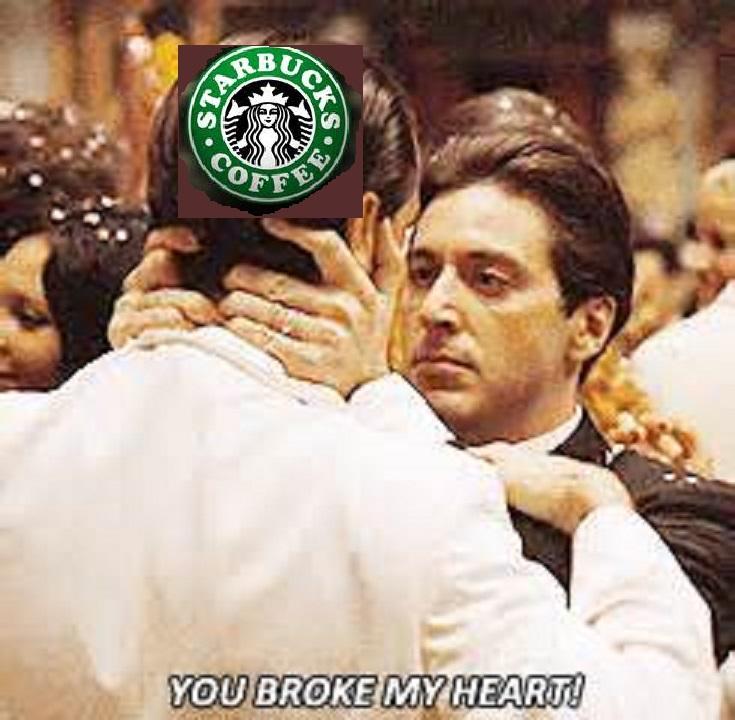 #BoycottStarbucks by IloveJay69