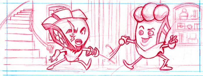 Duelin'! WIP