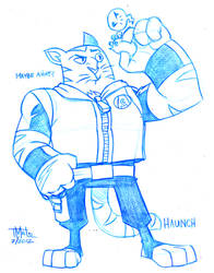 Haunch by tmalo70