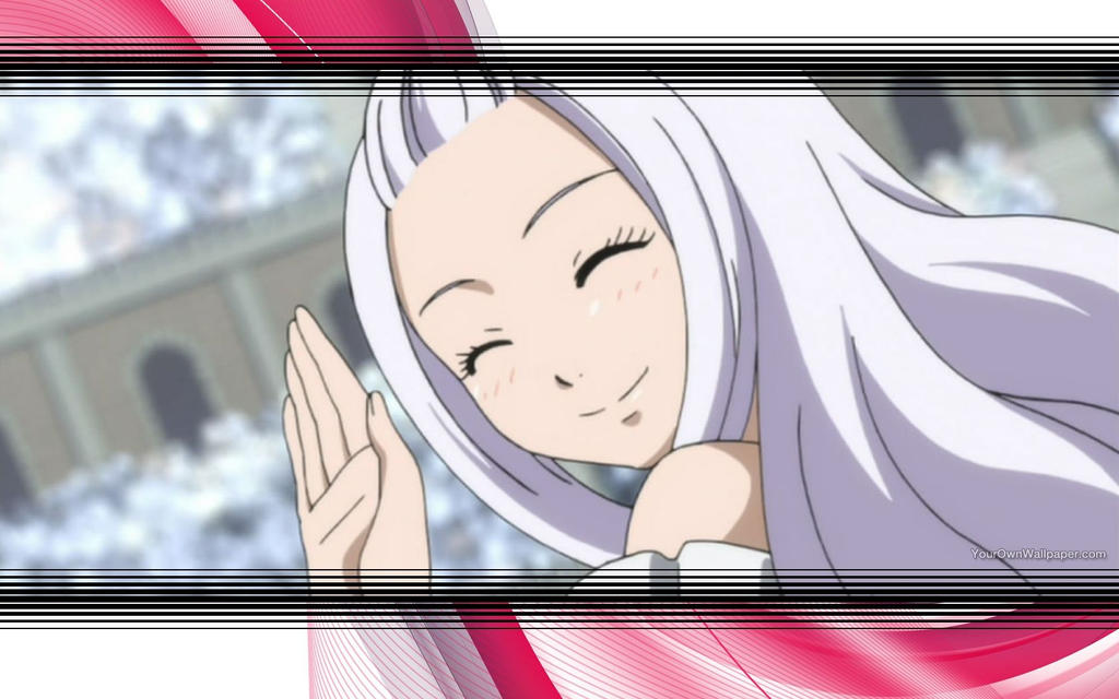 Mirajane Strauss Wallpaper by CatCamellia on DeviantArt
