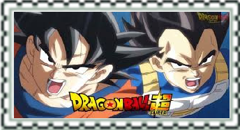 Goku and Vegeta Stamp by CatCamellia