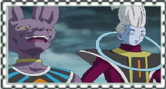 Bills and Whis Stamp by CatCamellia