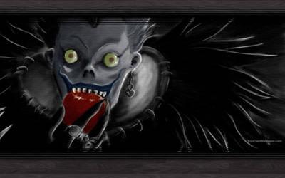 Death Note Ryuk Wallpaper by CatCamellia
