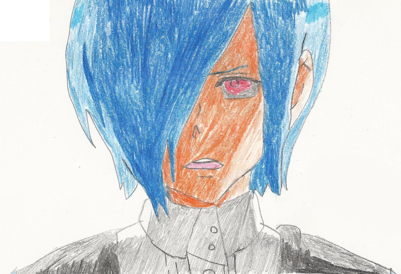 Touka Kirishima By PikachuStar93 On DeviantArt