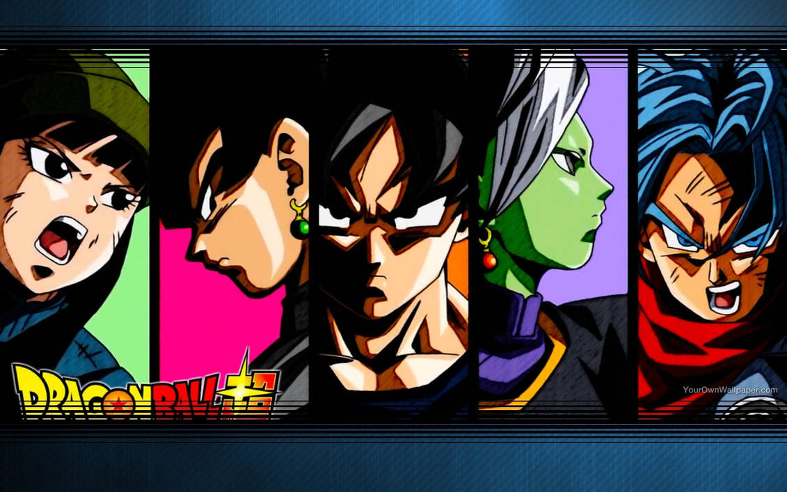 Dragon Ball Super Wallpaper Future Trunks Saga