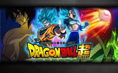 Dragon Ball Super Broly Movie Wallpaper