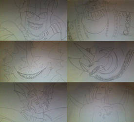 Dragon Quest XI Spectral Sentinels