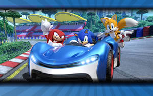 Team Sonic Racing Wallpaper