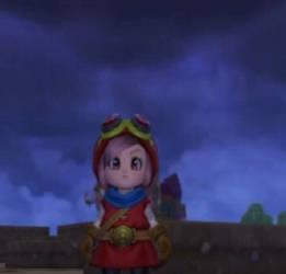 My Dragon Quest Builders Character Jeanette