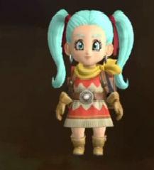 My Dragon Quest Builders 2 Character Margaret