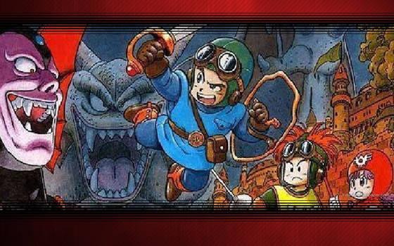 Dragon Quest II Wallpaper