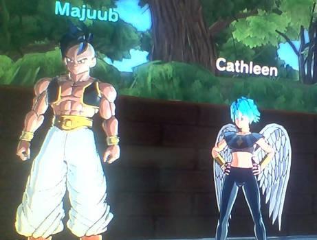 Majuub and Cathleen
