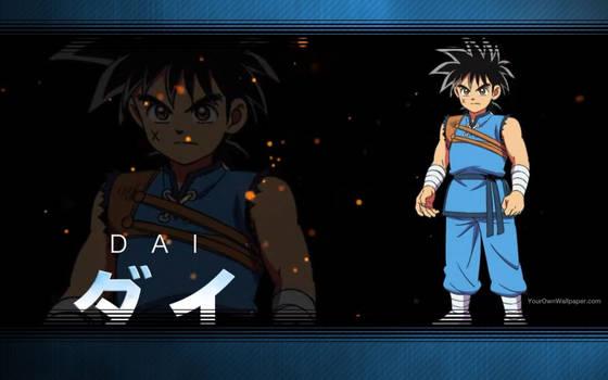 Dragon Quest Dai (2020) Wallpaper
