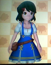 My Harvest Moon One World character Claudette
