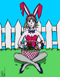 Now this is an Easter Bunny I really wish existed!