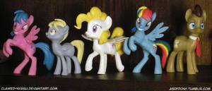 Unicon Pony Figures For Sale!