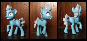 Screw Loose 3D Printed Figure