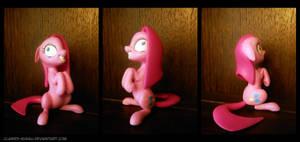Pinkamena 3D Printed Figure by Clawed-Nyasu