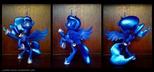 Princess Luna 3D Printed Figure