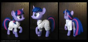 Lab Coat Twilight 3D Printed Figure