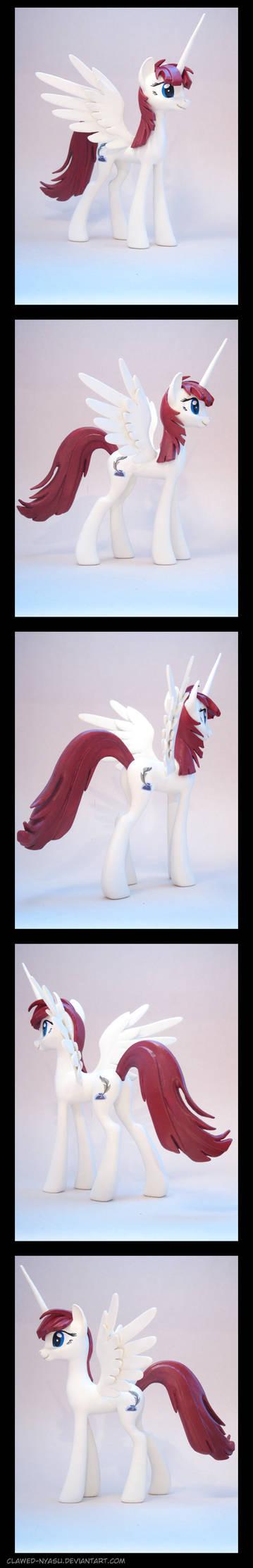 Fausticorn 3D Printed Figure