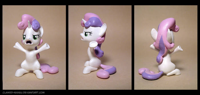 ''OH COME ON!!'' Sweetie Belle 3D Print