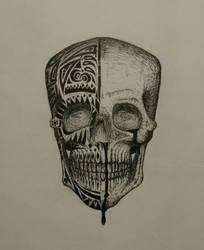 Skull by FelixDollar