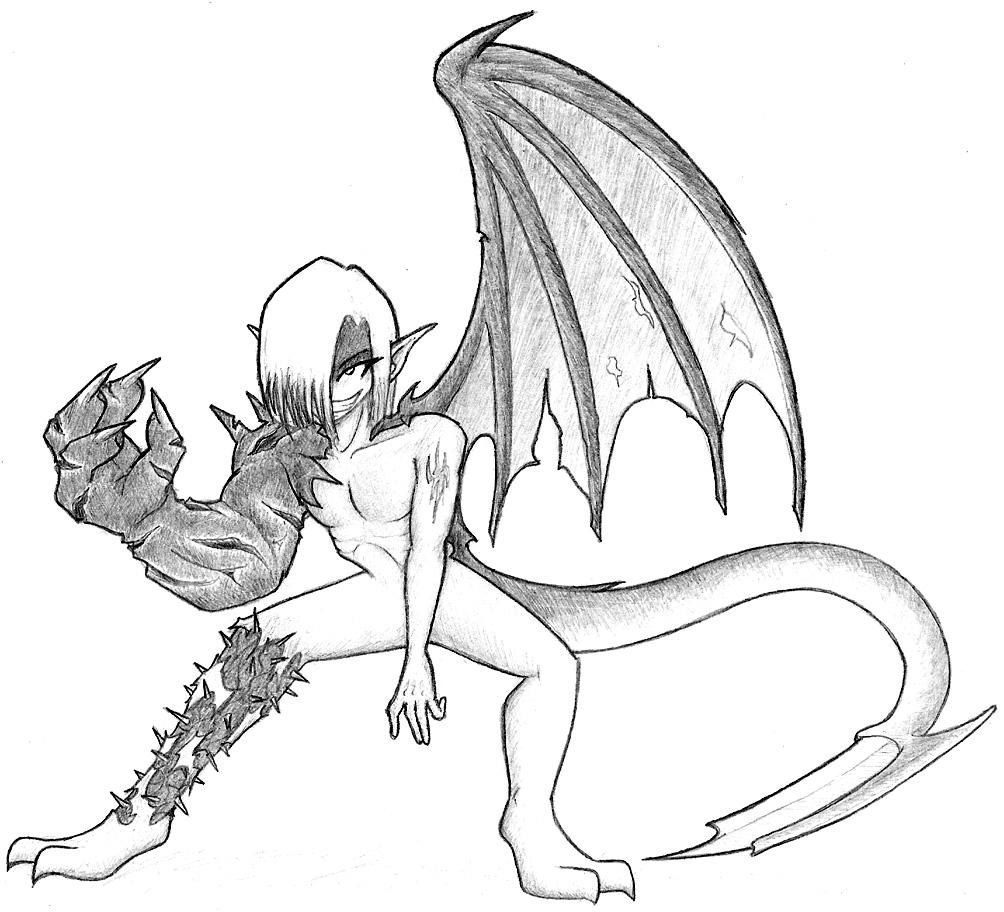 Mutant Beast by priapos78 on DeviantArt