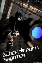 Black Rock Shooter: Cover