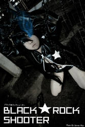 Black Rock Shooter: Chained