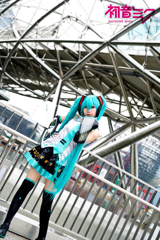 Hatsune Miku : 02 by Ototsuki