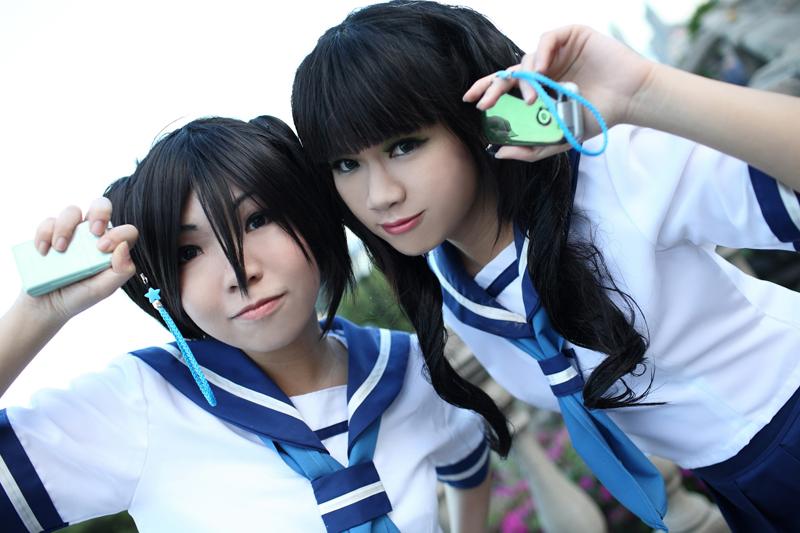 Mato and Yomi Friendship Strap by Ototsuki